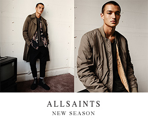 Men's Fashion At AllSaints