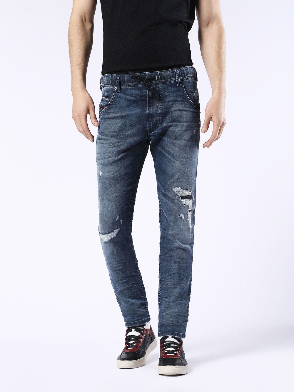 the allure of diesel jogg jeans your average guy. Black Bedroom Furniture Sets. Home Design Ideas