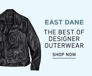 Men's Fashion At East Dane
