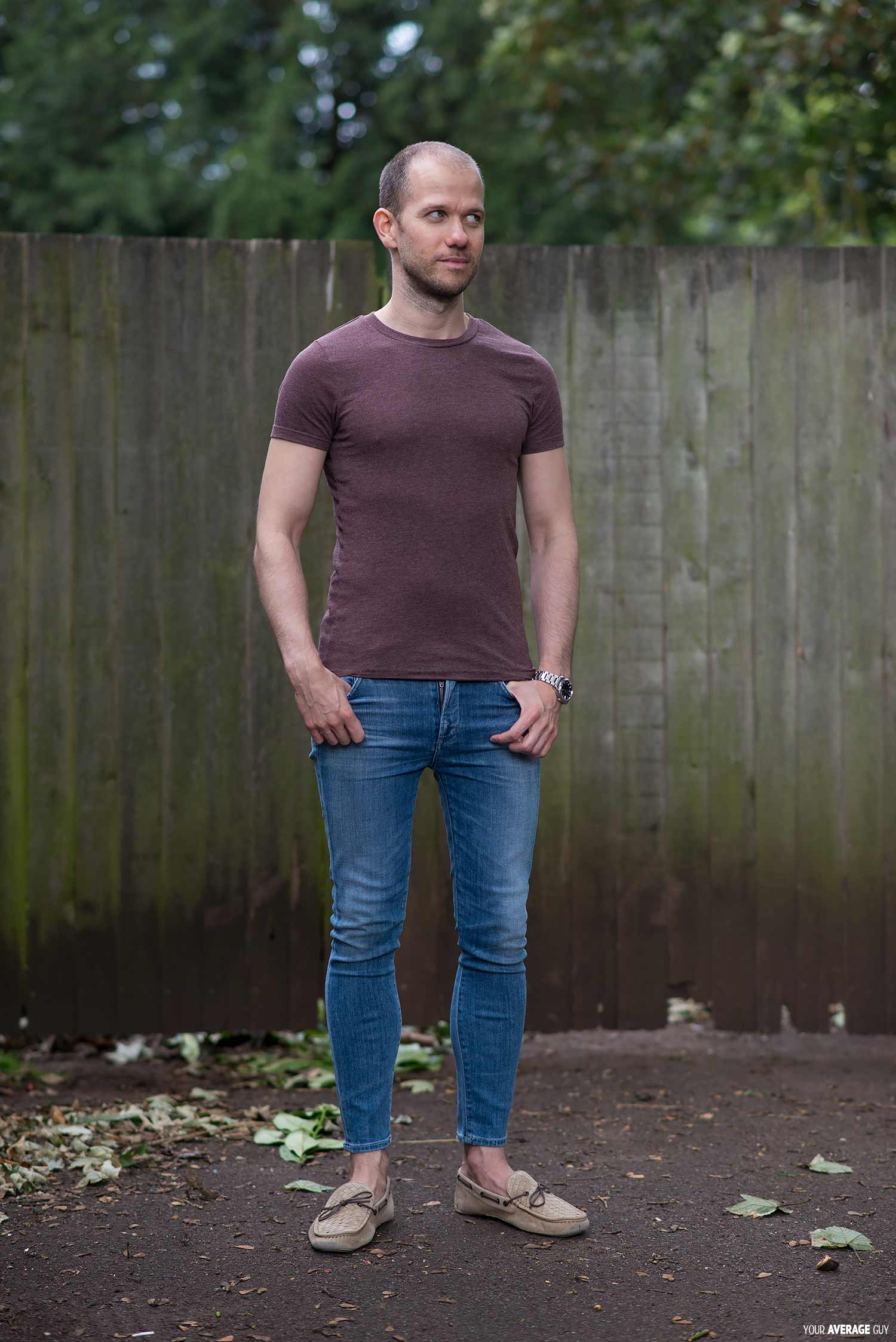 Women S Skinny Jeans For Men Outfit Your Average Guy