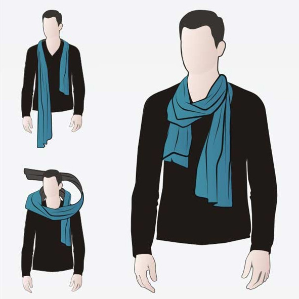 how-to-tie-a-scarf-the-once-around
