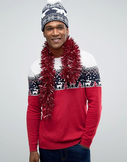 Top 10 Slim Fitting Christmas Jumpers For Men
