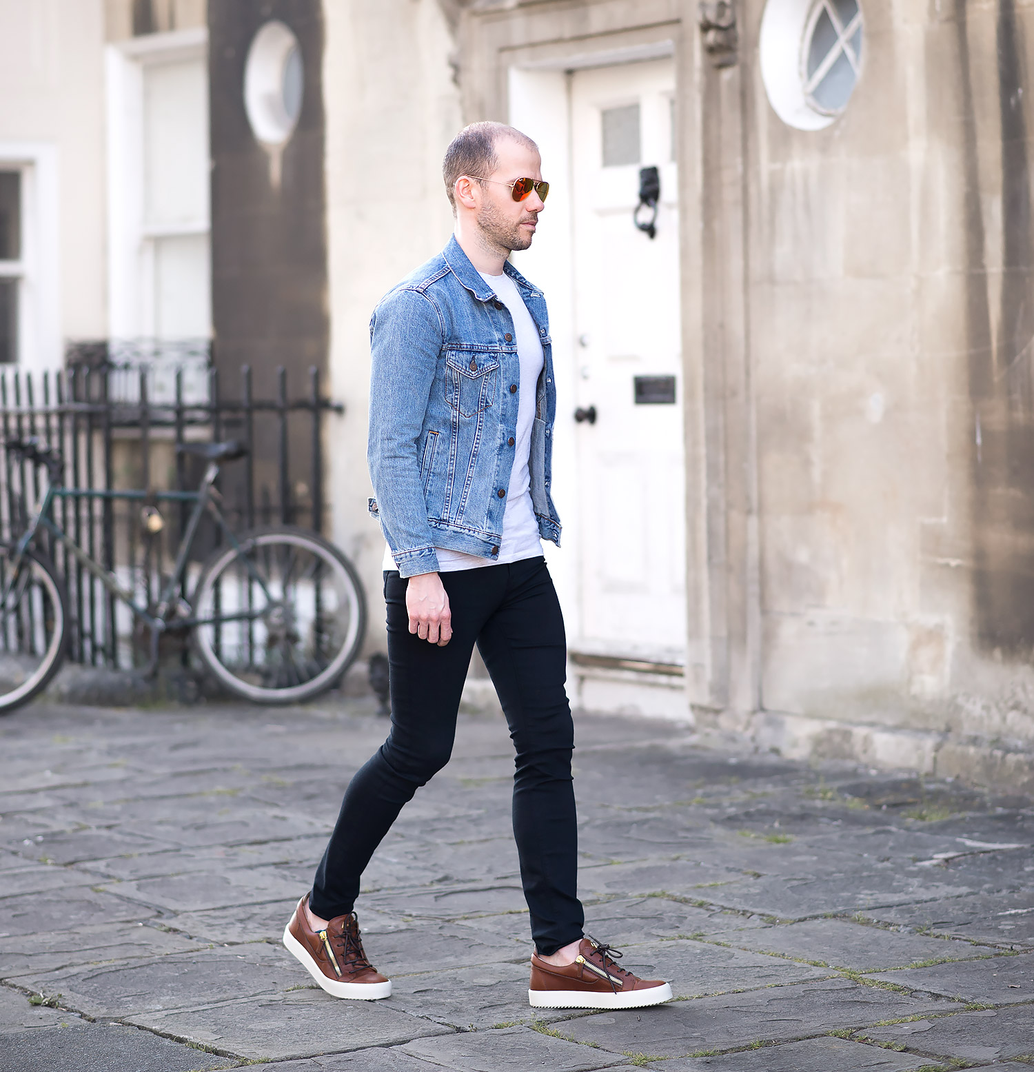 Shoes To Go With Skinny Jeans Mens