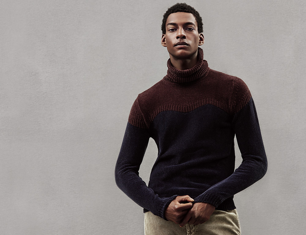 Slim Fitting Sweaters For Smaller Guys