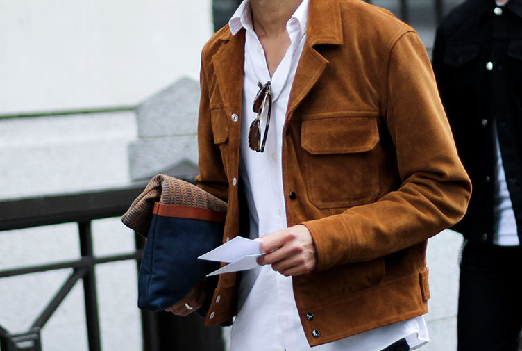 Men S Jacket Clouds Fashion