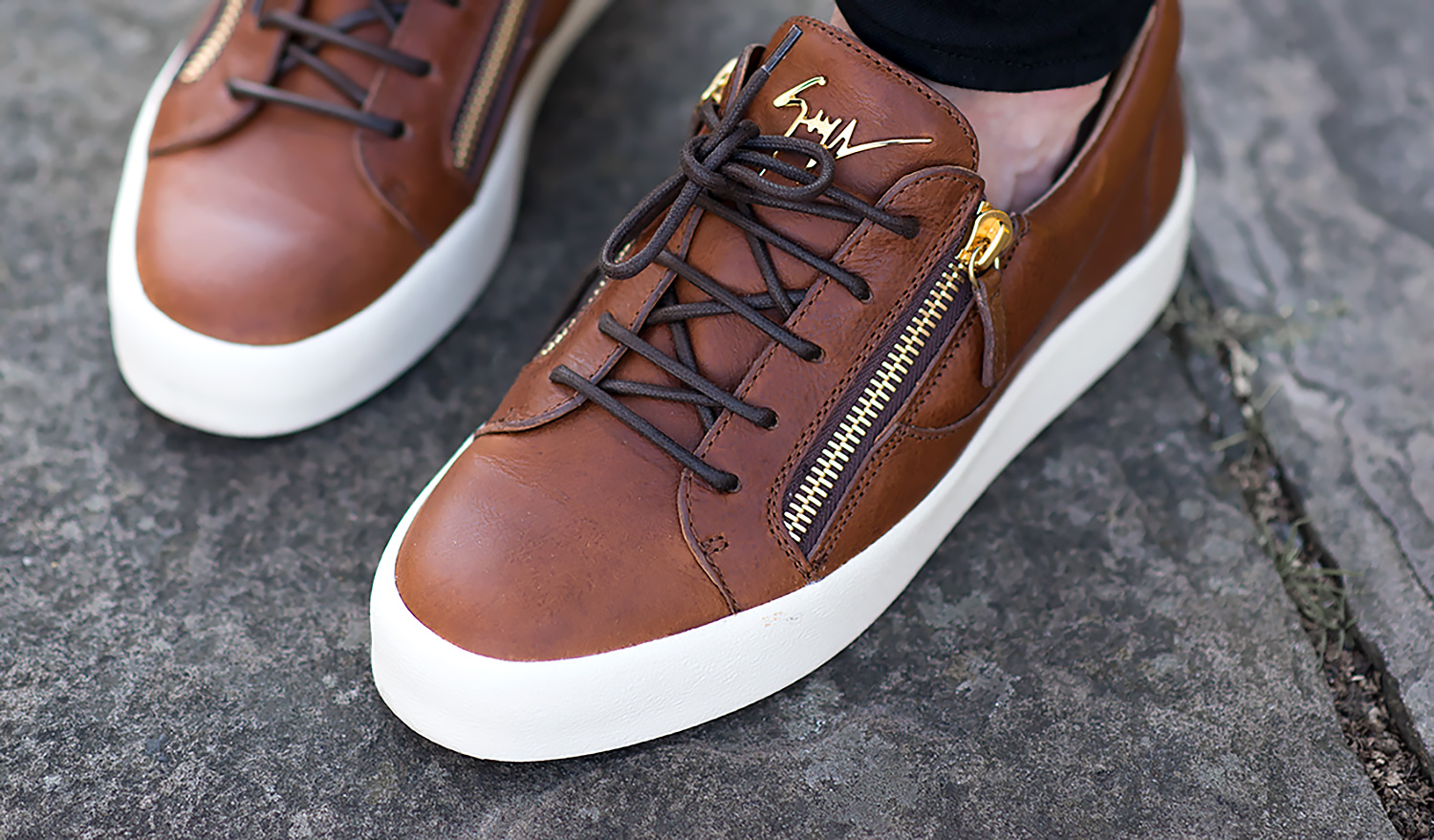 bf311b4e97150 Giuseppe Zanotti Frankie Low Top Sneakers Review | Your Average Guy