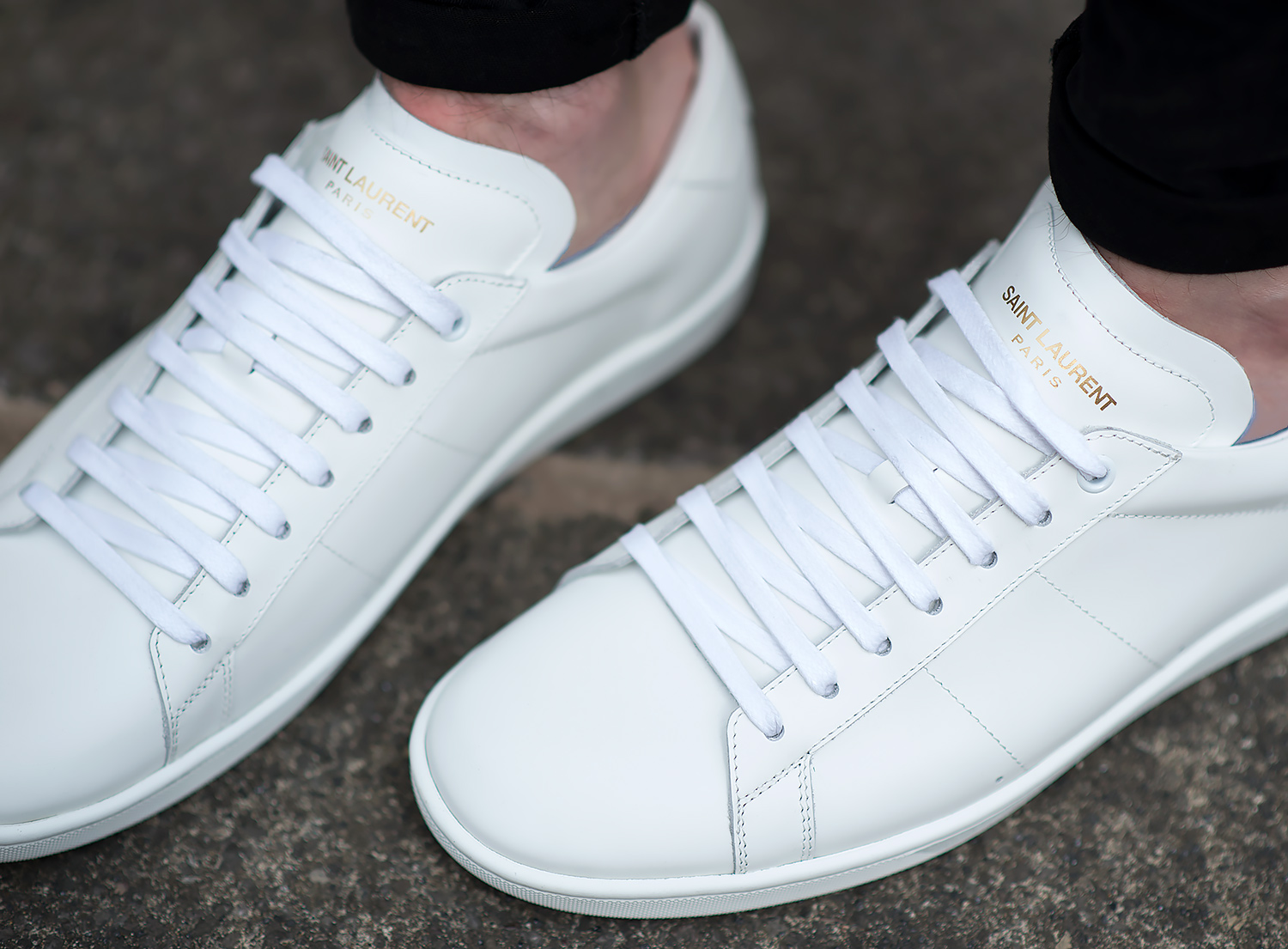 f56d778304a Buy Saint Laurent sneakers online : Mr. Porter | Matches Fashion | SSENSE