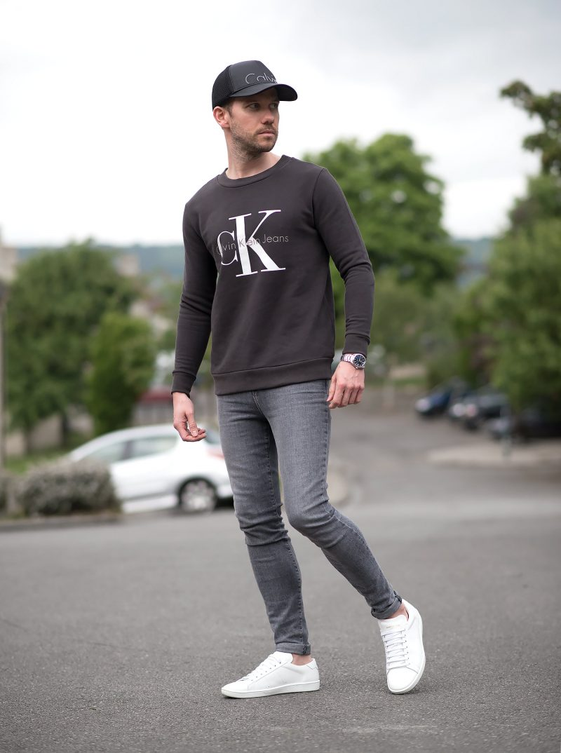 Mens Tall Skinny Jeans