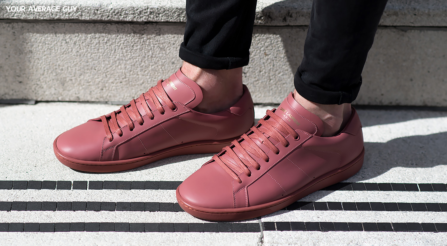 Rose Court Laurent ReviewYour Dusty Sneakers Saint Classic TwZiOXPku