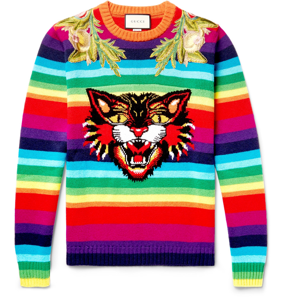 de7b3745890 8 Gucci Crazy Must Have Sweaters For Autumn 2017