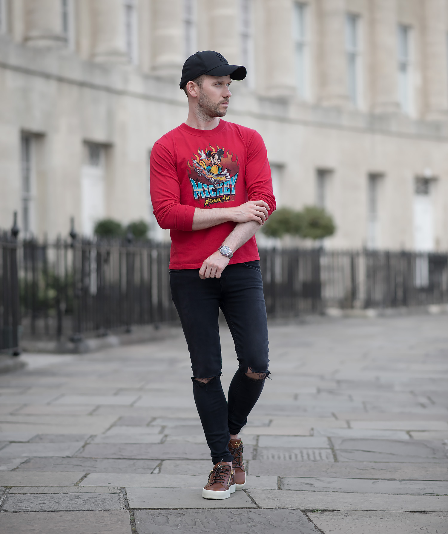 023908290be Mickey Mouse Retro Outfit Style | Your Average Guy