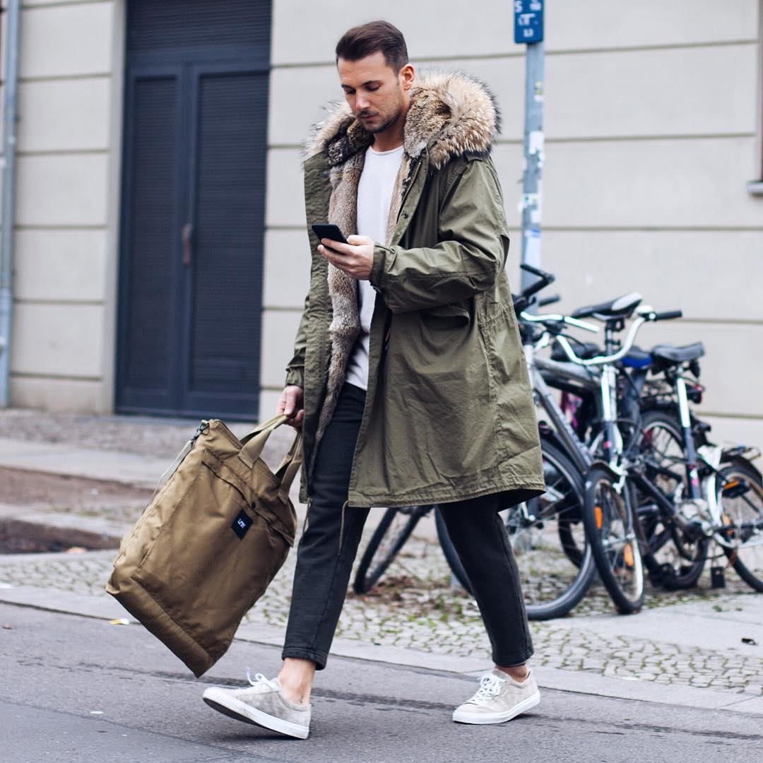 6 Must Have Men's Coat Styles For Winter