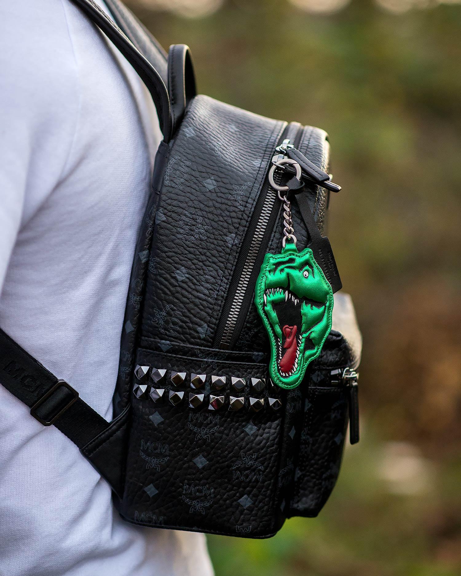652c330cc Mcm Small Backpack Size- Fenix Toulouse Handball