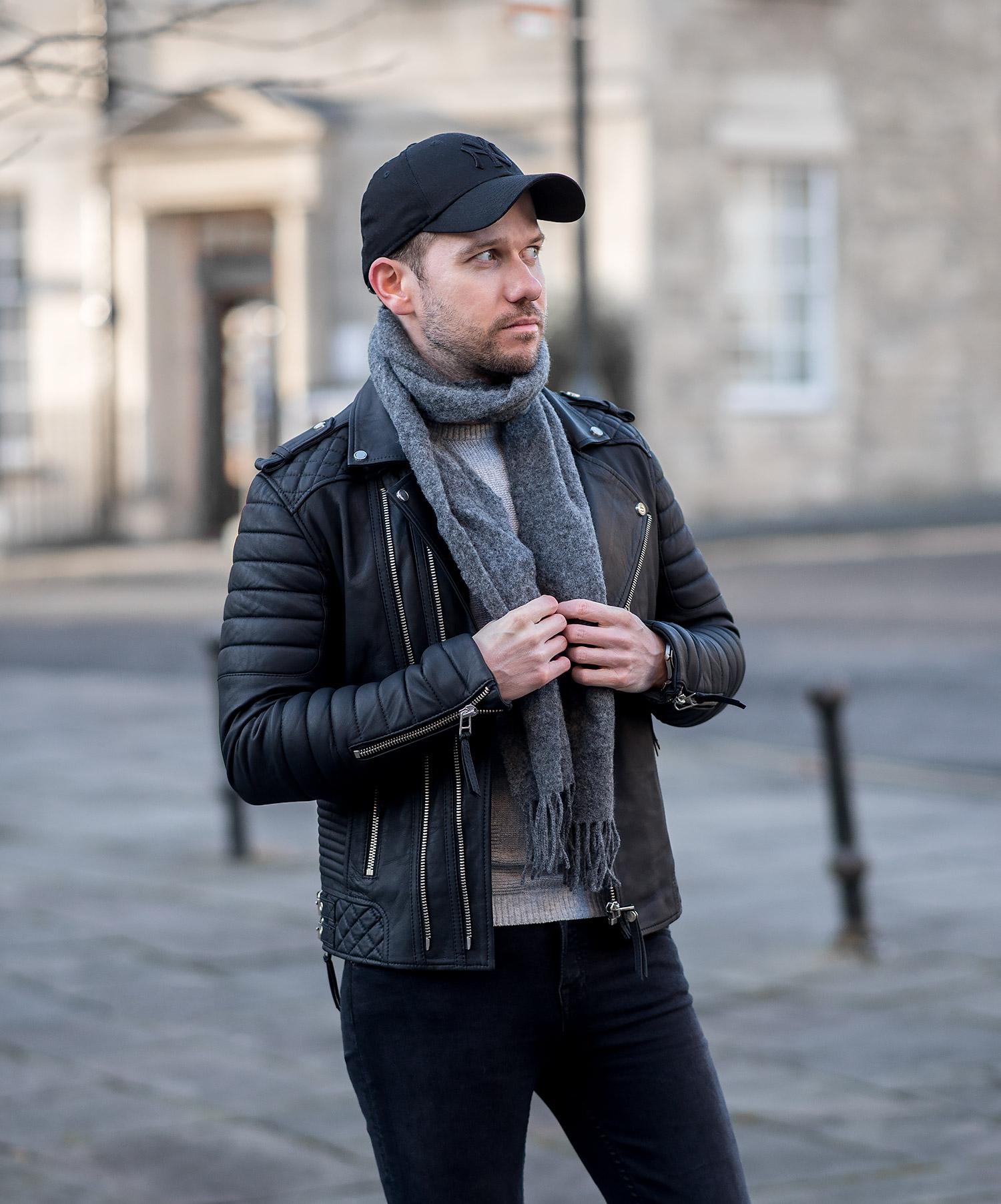 35ed8c935a7 ... leather jacket men s fashion Source · Boda Skins Biker Jacket Winter  Style Your Average Guy