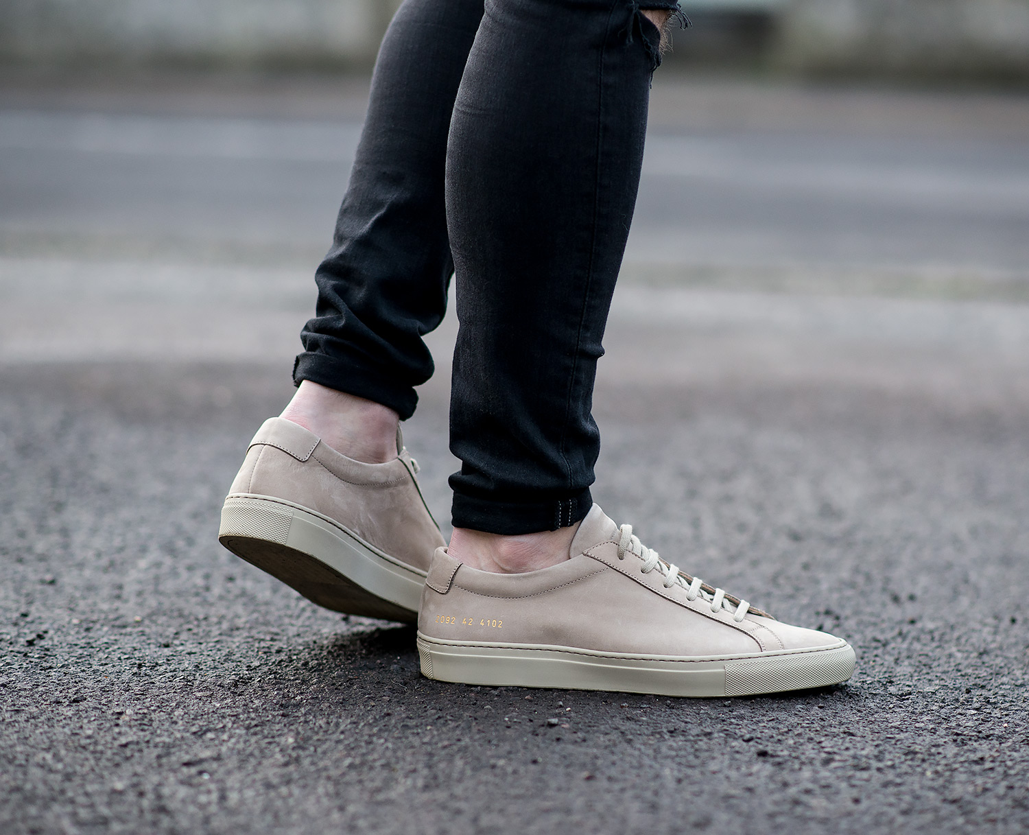 76445f38e9d09 Common Projects Achilles Low Top Sneakers Review