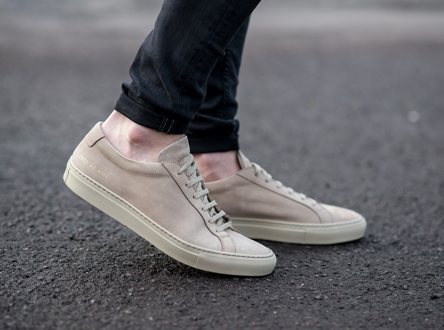Common Projects Achilles Low Top Sneakers Review  b323fc85e