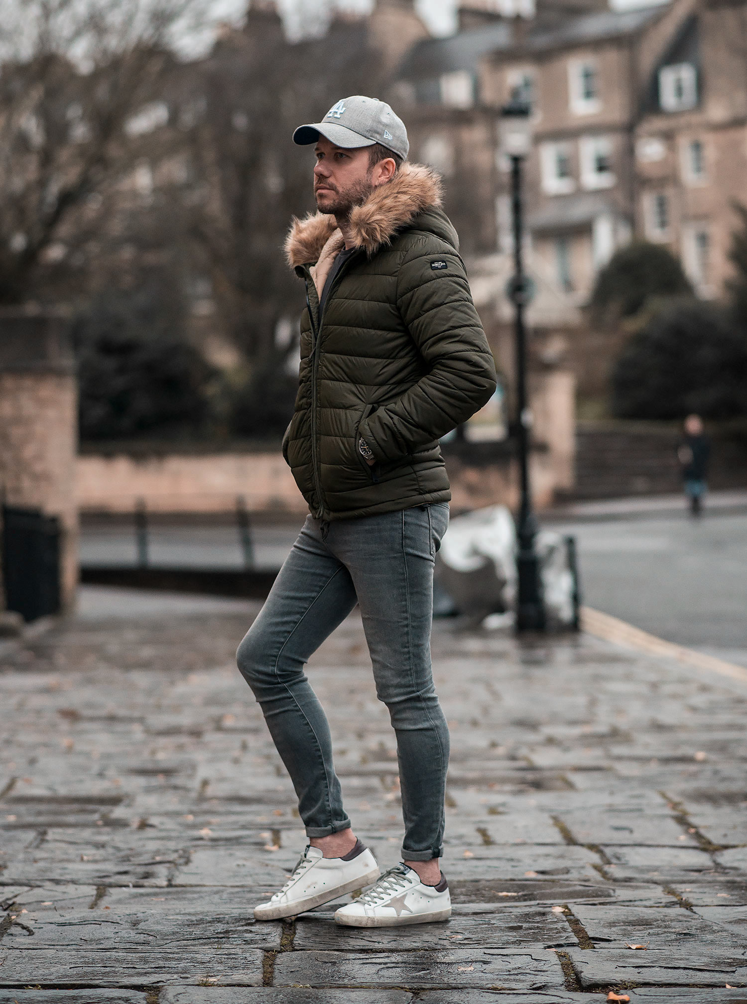 Golden Goose Sneakers Outfit Post