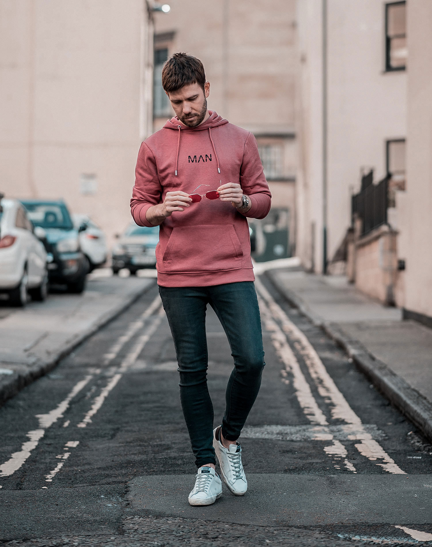 Mens Uk Fashion Blogger Boohooman Outfit Your Average Guy