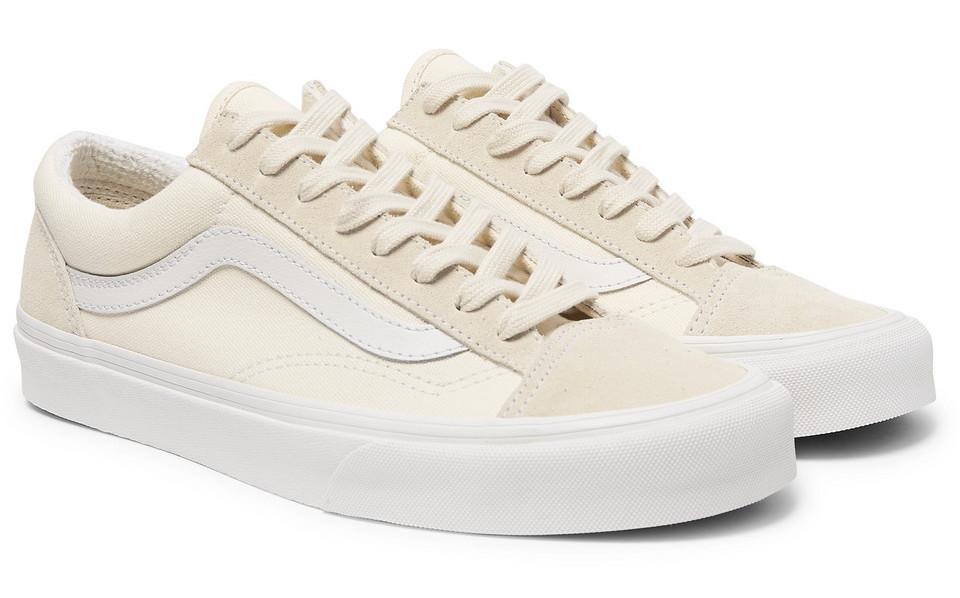 Vans UA Style 36 Ecru Sneakers | Your